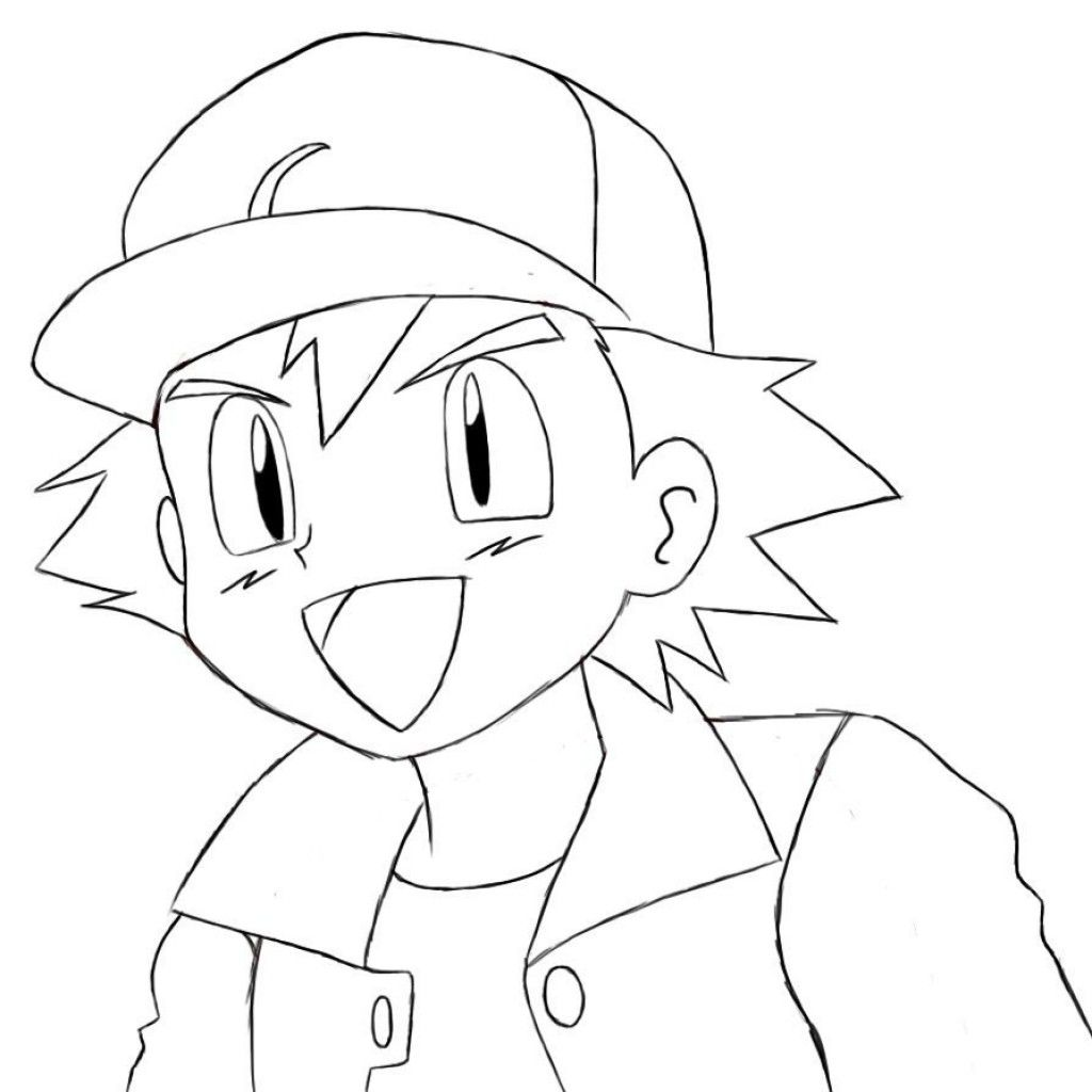 Dibujos Para Colorear De Pokemon, Pintar E Imprimir