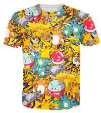 Camisetas de Pokemon