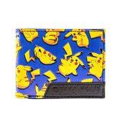 cartera de pikachu
