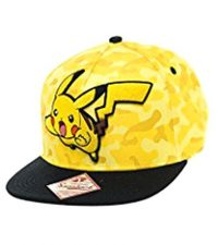 Gorras de Pokemon
