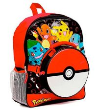mochilas de Pokemon