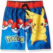 bañadores de pokemon